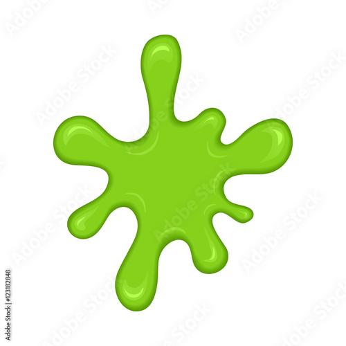 Green Slime Splash Blot Stock Image And Royalty Free Vector Files