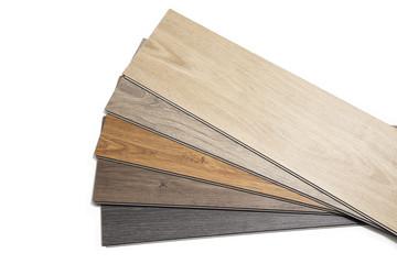 Obraz Timber , laminate flooring. studio photo. - fototapety do salonu