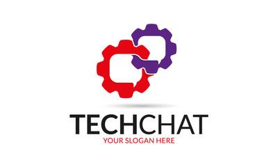 Tech Chat Logo