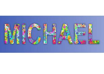 Vorname Michael, Grafik