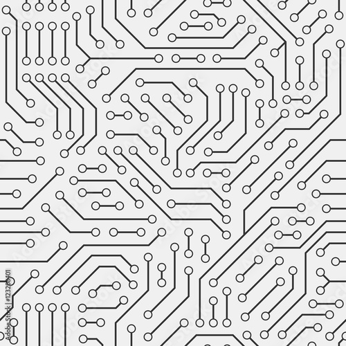 u0026quot computer circuit board  seamless pattern  u0026quot  stock image and royalty