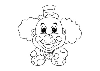 Clown From Circus