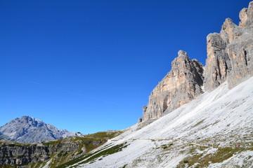 Dolomiti - Parco naturale Tre Cime (Nature park Drei Zinnen) Rif. Auronzo