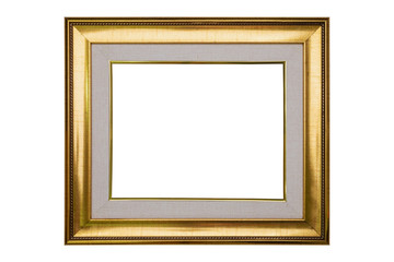 Blank classic photo frame