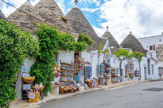 Trulli Village - Alberobello