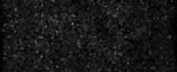 black crystal background, banner