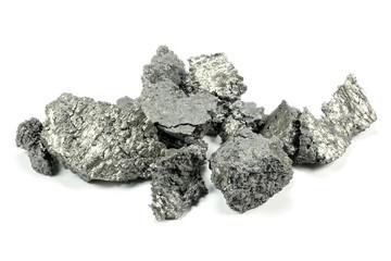 Yttrium isoliert auf weißem Hintergrund
