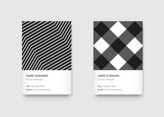 Vector Minimal Propaedeutics Black and White Graphic Trendy Vert