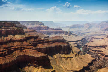 Pima point Grand Canyon view