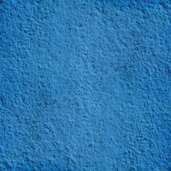 blue abstract background. Vintage stucco texture