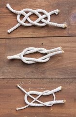 Nautical knot examples