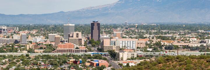 Downtown Tucson Skyline