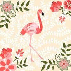 Flamingo Vector Illustration