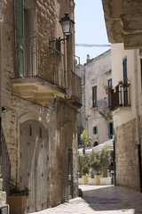 Polignano a mare, Puglia, Italia