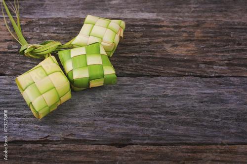 ketupat rice dumpling is - photo #12