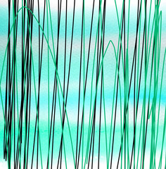 abstract stripes background design