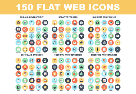 Web Icons Set 03