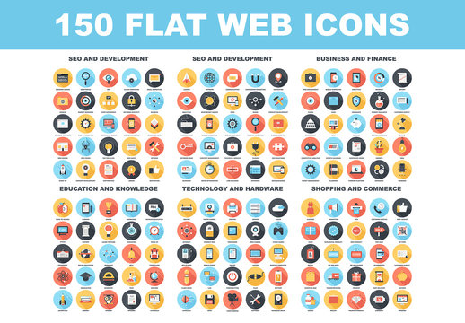 Web Icons Set 05