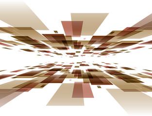 背景 デジタル(カラフル)