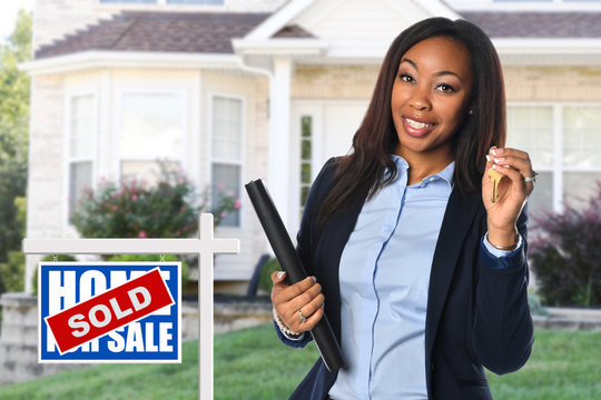 African American Real Estate Agent