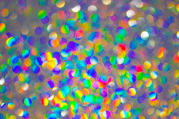 Abstract circular colorful bokeh, photos, wallpapers, design