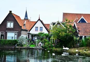 Hollanda'da tatil