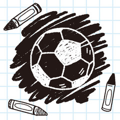 Doodle soccer