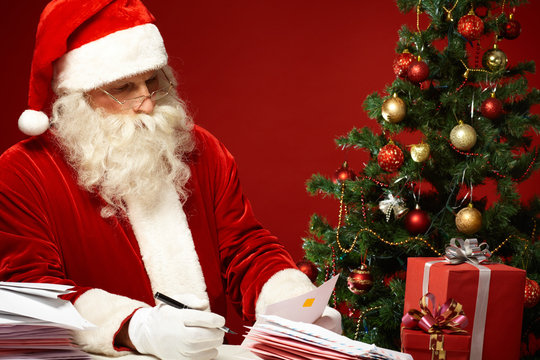 Messages to Santa
