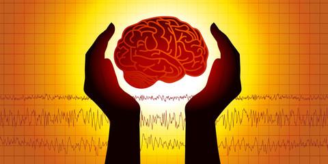 Cerveau - Ephalogramme - santé