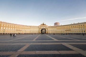 General Staff building in St. Petersburg