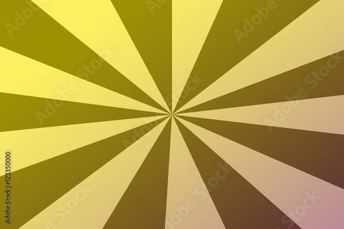 Strahlenmuster In Retro Farben Stockfotos Und Lizenzfreie Bilder