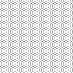 Vector illustration seamless pattern small fish scales