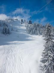 Ski à la Clusaz