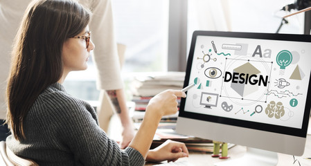 Design Ideas Creativity Artistic Concept