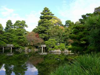 京都御所の庭園