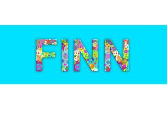 Vorname Finn, Grafik