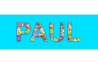 Vorname Paul, Grafik