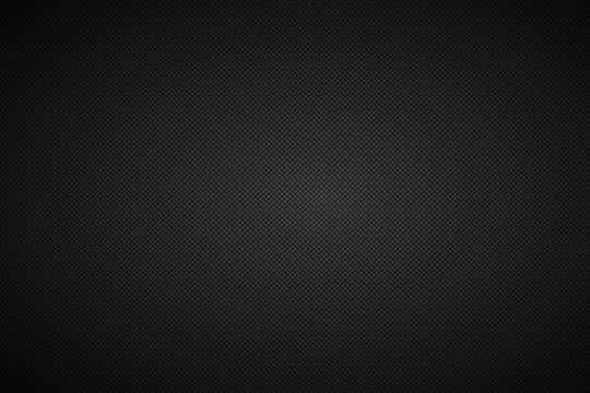 Black abstract background with diagonal lines, vector illustration