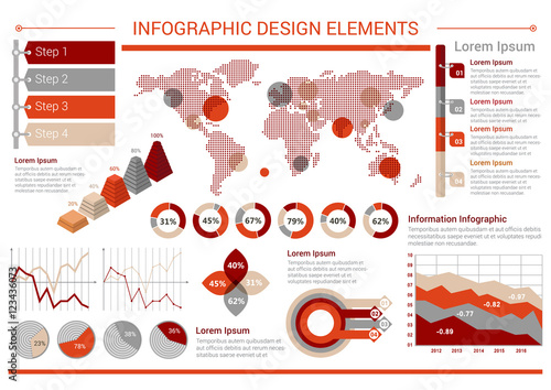 Infographic design and purpose