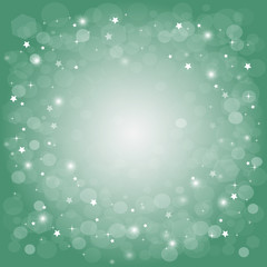 Abtract Background for you design with Green Color, vector