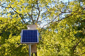 Solarmodul für Straßenlaterne