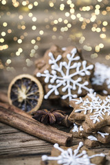 Weihnachtskarte Rezept Kekse