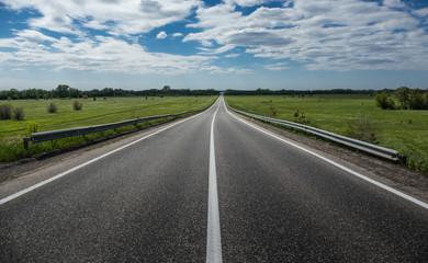 Suburban highway