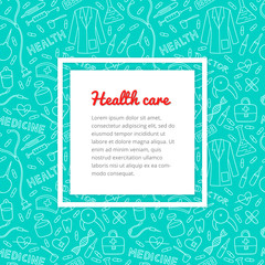 Medical and health care pattern