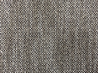Black and White Knitted Fabric Texture