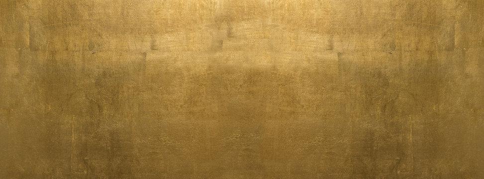 panorama  luxury background golden