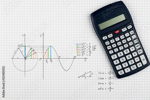 What is sine and cosine, and can you calculate them without.