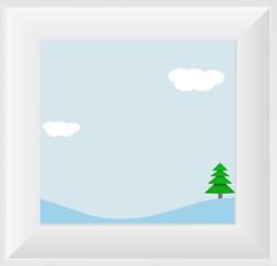 Landscape Picture Frame