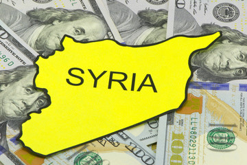 Syria is in the spotlight of the world