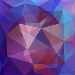 Abstract geometric style purple background. Vector illustration